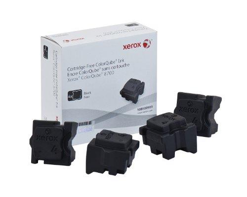 8700 Festtinte (XEROX ColorQube 8700/8900 ColorQube schwarz Standardkapazität 9.000 Seiten 1er-Pack 4 sticks)