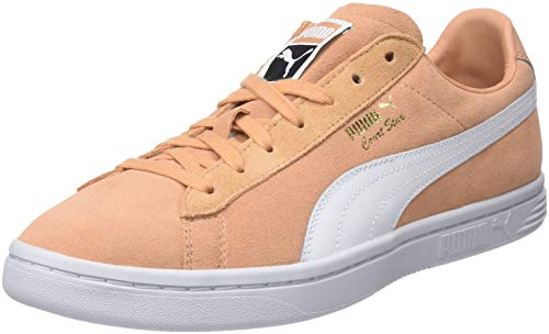 Puma COURT STAR FS, Unisex-Erwachsene Niedrig, Orange (Dusty Coral-Puma White 05), 39 EU (6 UK)