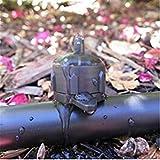 4LH : 20pcs-Pack Drip Irrigation syetem Popular use in drip Arrow 2-4-8L/HPressure Compensating Drip Irrigation Emitter