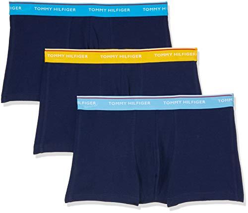 Tommy Hilfiger Herren Retropants Trunk Premium Essentials 3er Pack gelb (31) XL