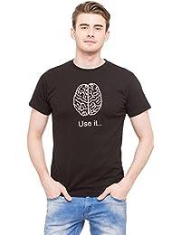 Globus Graphic Round Neck Printed T-Shirt