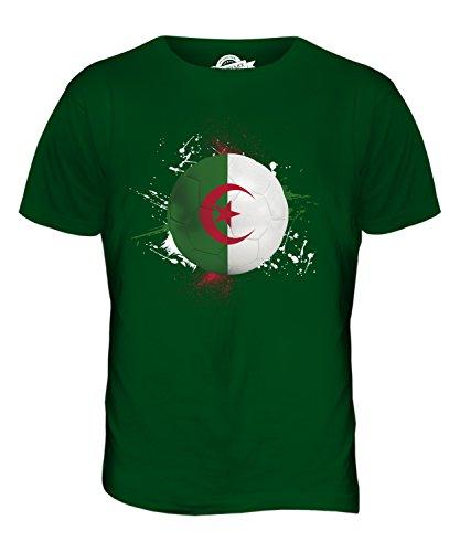CandyMix Algerien Fußball Herren T Shirt Flaschengrün