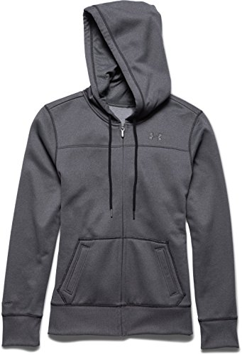 Under Armour Damen Fitness Sweatshirt UA AF FZ Hood II, Cbh/Phg, M, 1260130 (Fz Hood)