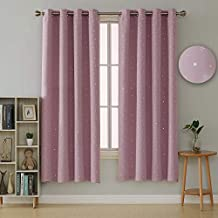 Amazon.fr : rideau chambre fille - Deconovo