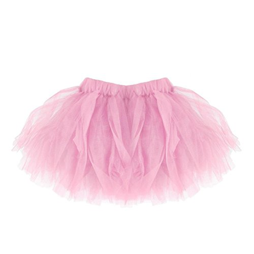 Kleid Damen,Binggong Tütü Damen Tüllrock Mädchen Ballet Unterrock -