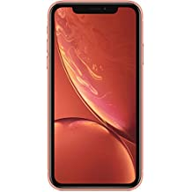 Apple iPhone XR (Coral, 3GB RAM, 64GB Storage)