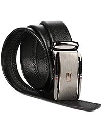 Edifier Black Leather Belt for Men