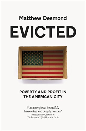 Evicted: Poverty and Profit in the American City by Matthew Desmond (2016-03-03)