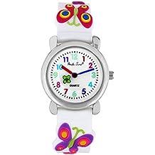 Pacific Time 21975 - Reloj infantil, correa de silicona