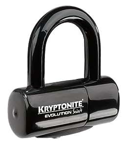 Kryptonite 999607 Evolution Series-4 Black 14mm Disc Lock Cycle Gear, V?lo, Bicyclette