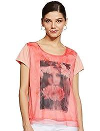 Honey by Pantaloons Women's Flared T-Shirt