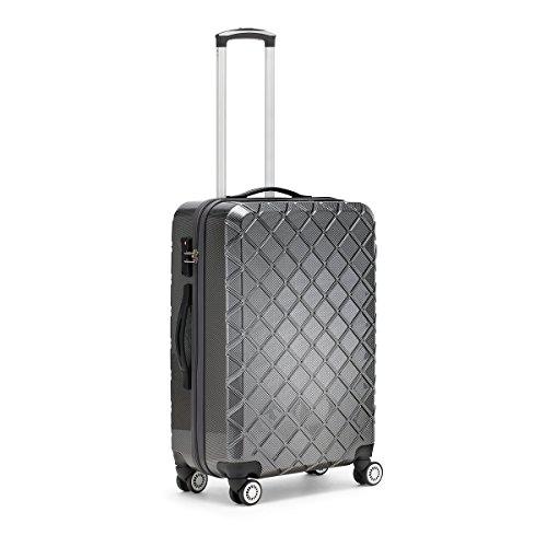 Roncato Ciak - Juego de maletas antracita antracita