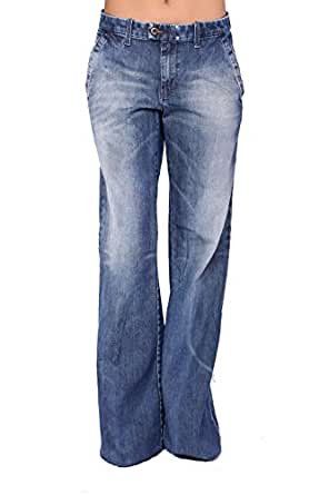 DIESEL - Jean Femme FLAIRLEGG 801J - Relaxed Flare - Stretch - W27 / L34
