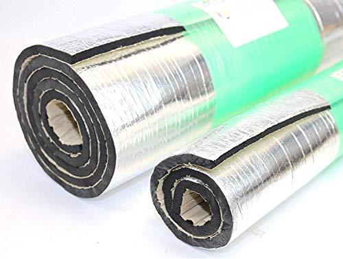 NBR Isolierung selbstklebend 32mm 3m² Schaumstoff Schaumisolierung