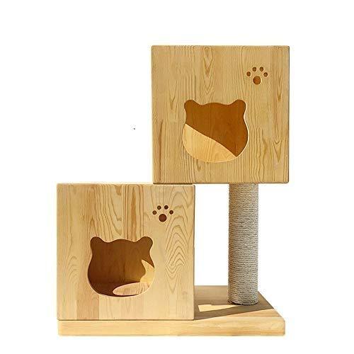 Ldlms Suministros Mascotas Pequeño Cubo Gato litera