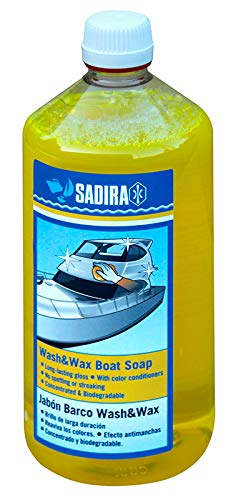 Sadira Jabon Barco Wash and Wax 5 L
