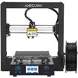 ANYCUBIC M S 3D Printer Tutto Metallo Stampanti 3D Touch Screen da 3,5 Pollici Grande Formato di Stampa 210 x 210 x 205mm Funziona con PLA, ABS, HIPS, WOOD