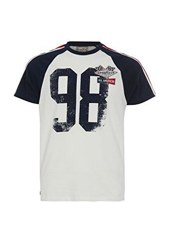 goodyear-herren-t-shirt-brewster-sand-navy-m