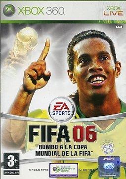 Preisvergleich Produktbild Fifa 06 Rumbo a la Copa Mundial de la Fifa [Spanisch Import]