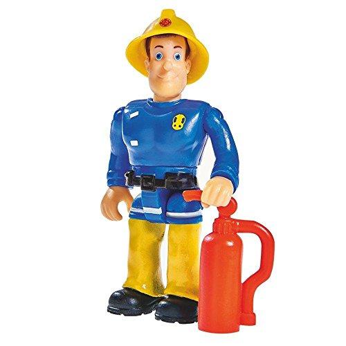 Feuerwehrmann Sam - Spiel Figur mit Zubehör im Ei - zur Auswahl, Figur:Sam