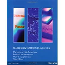 Marketing of High-Technology Products and Innovations: Pearson New International Edition