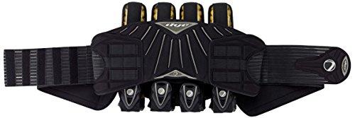 Dye Erwachsene Attackpack Pro Pack, Schwarz/Grau, One Size -