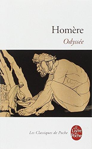 Odyssée par Homère