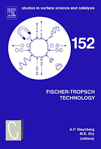 Fischer-Tropsch Technology (ISSN Book 152) (English Edition)