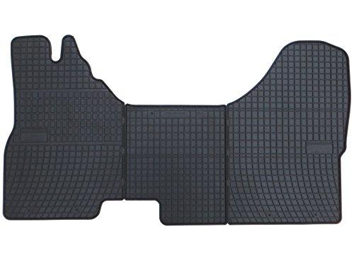 Preisvergleich Produktbild TN-Profimatten Iveco Daily V Baujahr 2016- Premium Gummifussmatten Original Passform