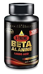 X-Treme Beta Alanine, 120 Kapseln