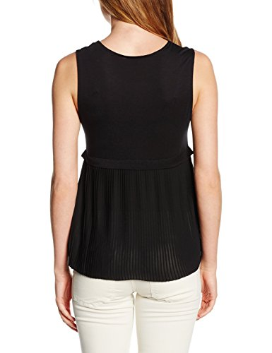 Mexx MX3020497 Top da Donna Nero (Black 001)