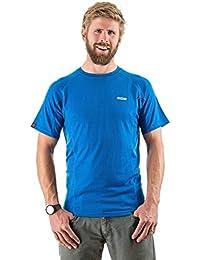 EDZ 200gsm Men's Merino Wool Base Layer T-Shirt