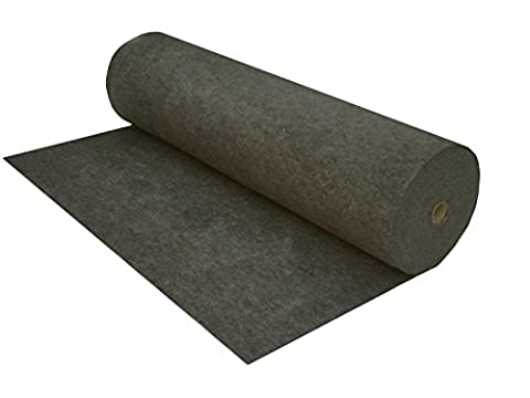 32M² Film de protection en tissu non-tissé pour bassin étang non-tissé 300g