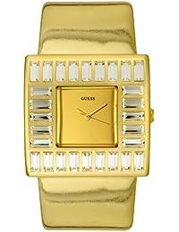 Guess - W11524L2 - Montre Femme - Montre Quartz Analogique - Collection Trend Martini - Bracelet en Cuir