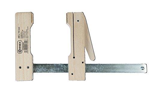 connex-cox863002-serre-joints-en-bois-110-mm-200-mm