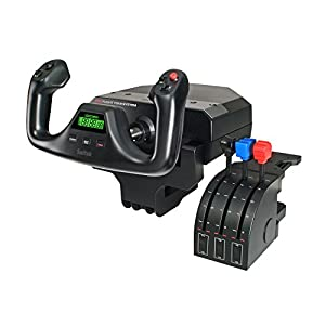 Saitek Pro Flight Yoke System für PC (USB 2.0)