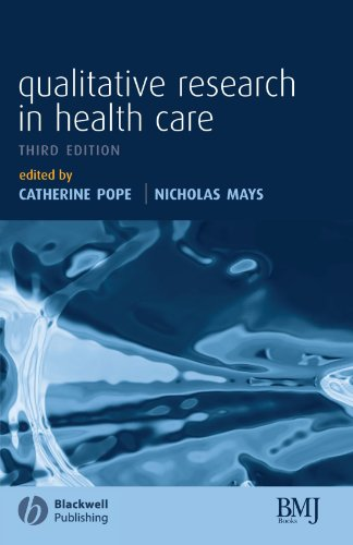 Qualitative Research in Health Care Third Edition