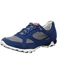 Geox D Freccia a, Zapatillas para Mujer
