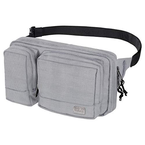 Jack Wolfskin Upgrade Blend Praktische Hüfttasche, Slate Grey Heather, ONE Size