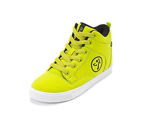 Zumba Footwear Street Fresh, Chaussures de Fitness Fille Vert (Green)