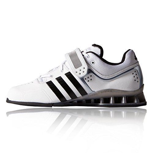 adidas Adipower, Multi-Sports - INTÉRieur Unisexe Adulte white