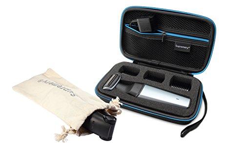 Supremery Tasche für Philips Bodygroom Series 5000 BG5020/15 Case Schutz-Hülle Etui Tragetasche
