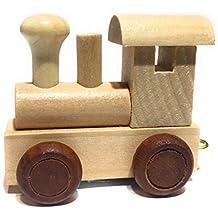Buchstabenzug   Wunschname zusammenstellen   Holzeisenbahn   EbyReo® Namenszug aus Holz   personalisierbar   auch als Geschenk Set