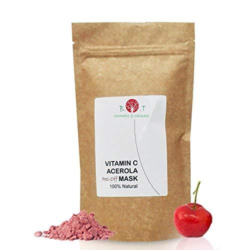 Mascarilla Antiedad Vitamina C Acerola peel-off 200g