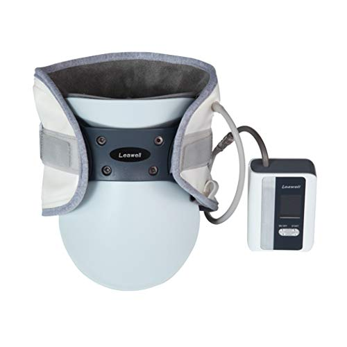 YWY Neck Massager Cervical Traction Instrument Auto Inflation Neck Correction Device,47CM