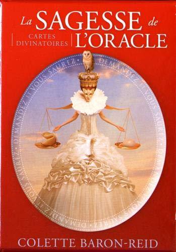 La sagesse de l'oracle : Cartes divinatoires par Colette Baron-Reid