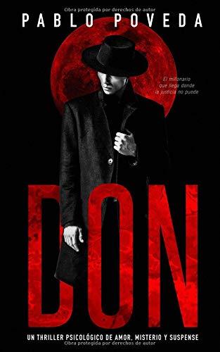 Don: Un thriller psicológico de amor, misterio y suspense (Suspenso romántico)