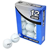 Second Chance Titleist NXT Tour - Lote de pelotas de lago para golf (12 unidades)