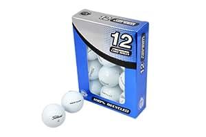 Second Chance Titleist NXT Tour Lake Balles de golf Set de 12