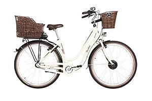 """Fischer 1804 E-Bike, Beige, 28"""""""